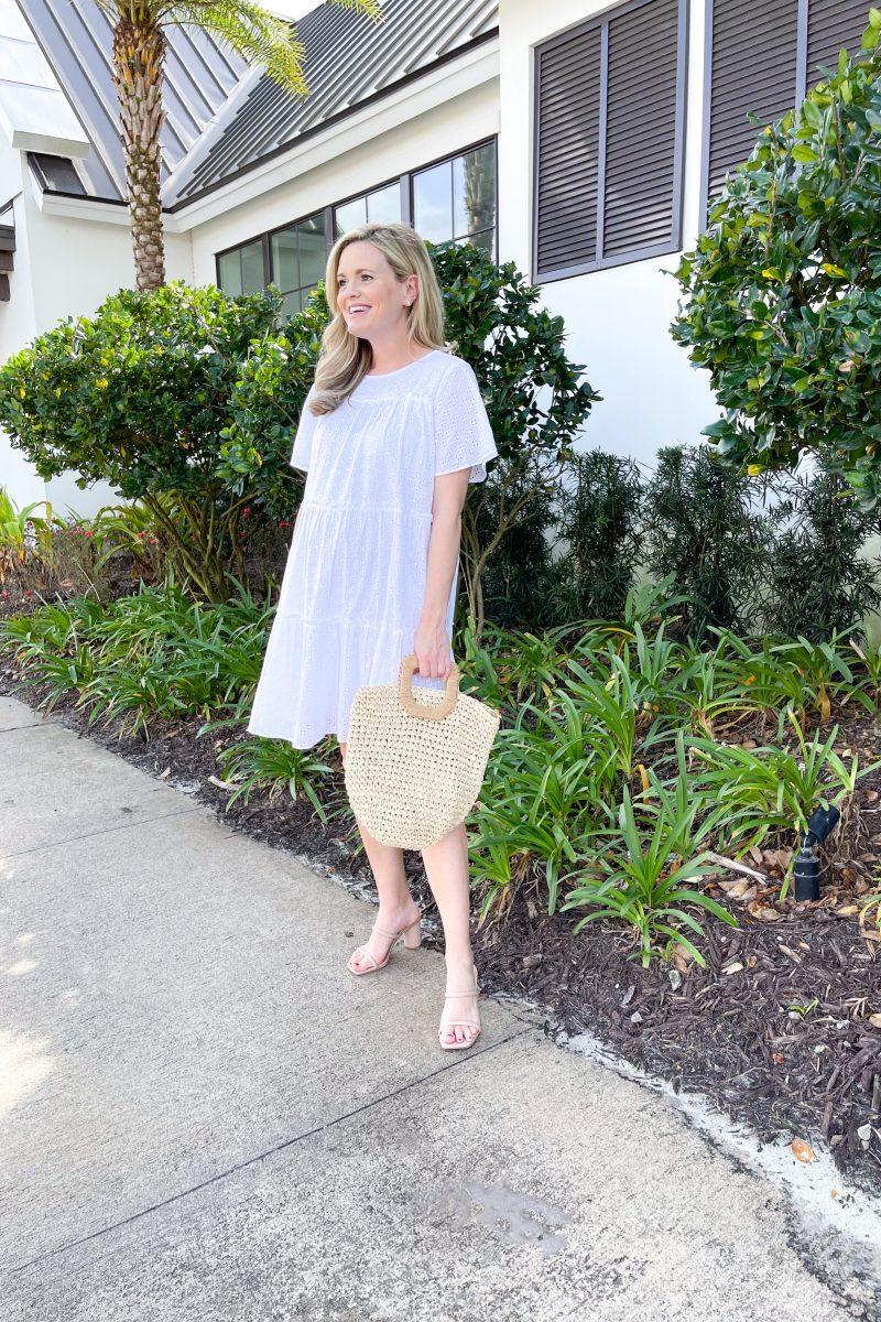 White Dresses For Summer!