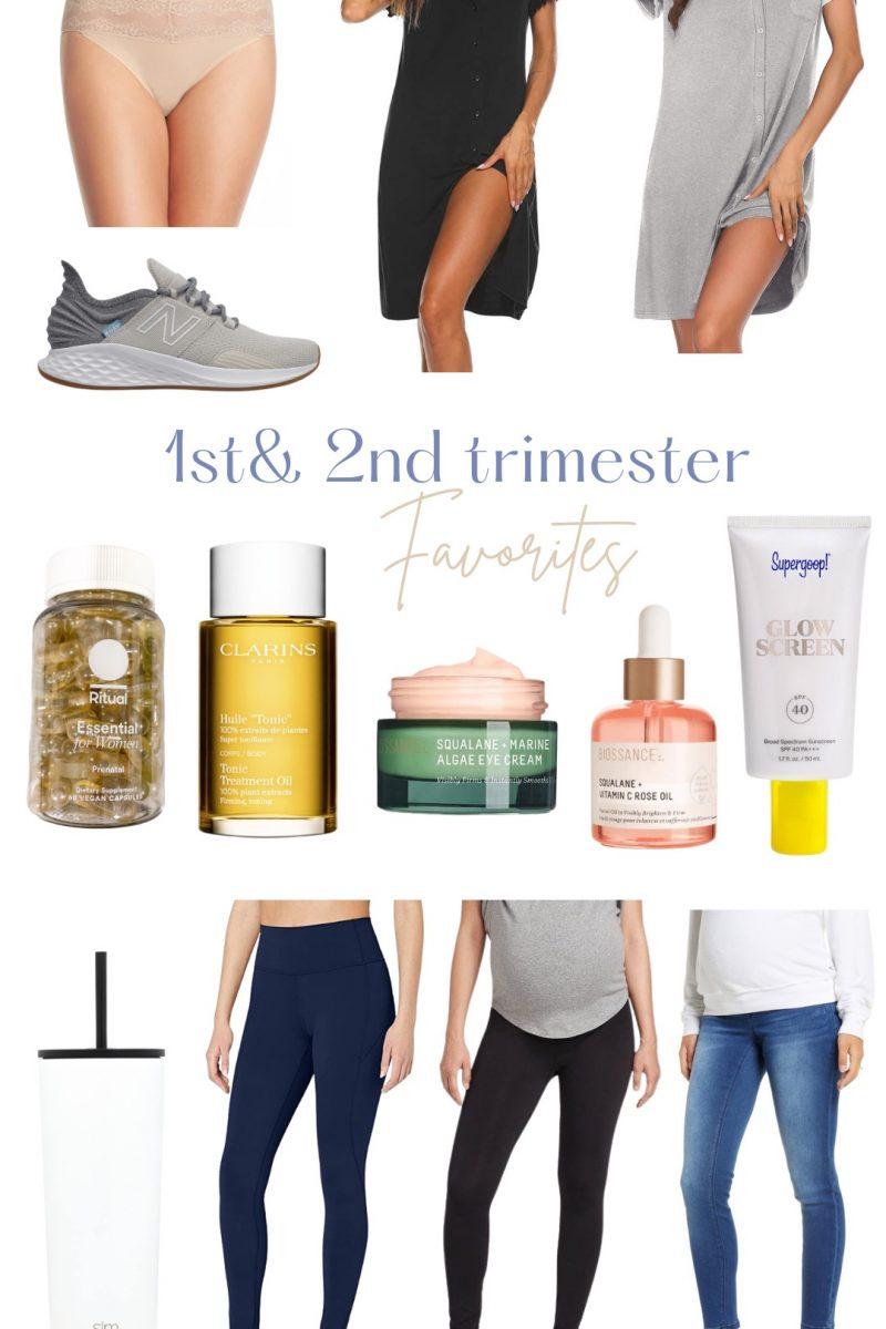 1st & 2nd Trimester Favorites