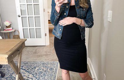 Styling the Bump   Maternity Basics