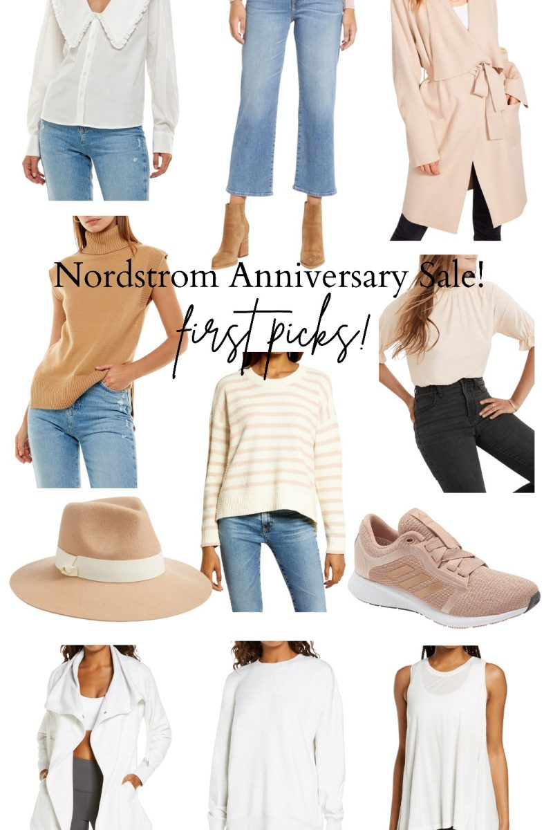 Nordstrom Anniversary Sale   First Picks!